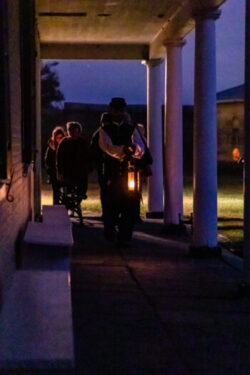 PRIVATE CANDLELIGHT GHOST TOURS!